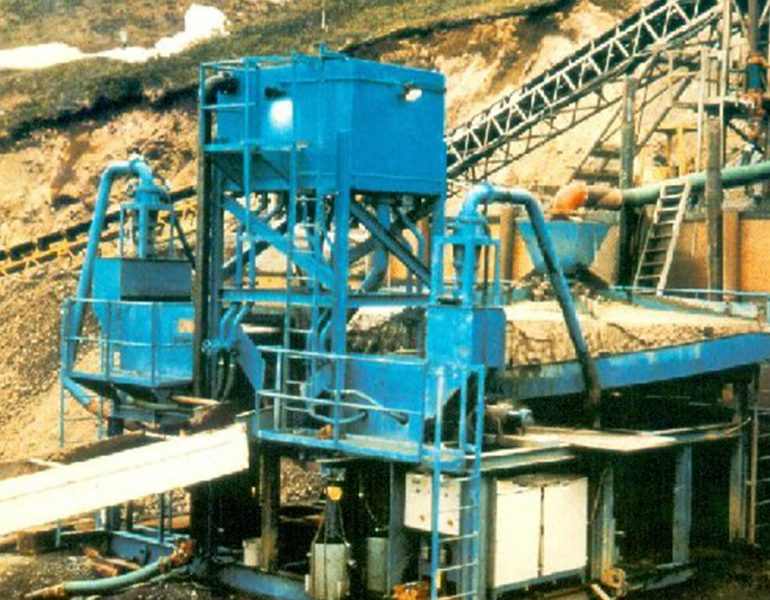 Mobile Gold & Diamond Recovery Jig Plants