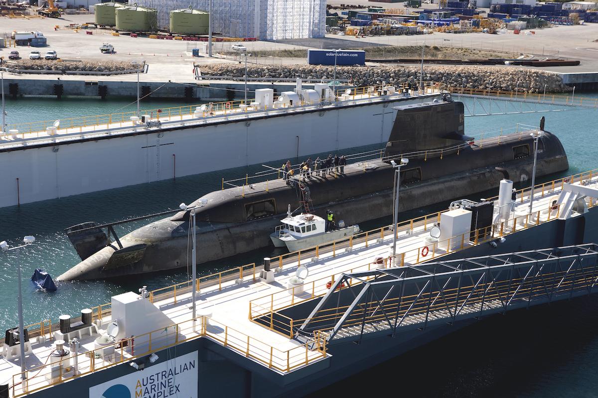 """AMC-CUF Floating Dock """"Yagan"""""""